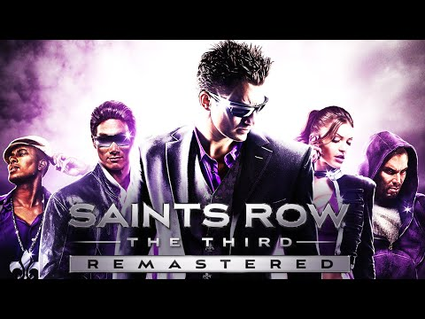 Saints Row: The Third Remastered - Official Reveal Trailer