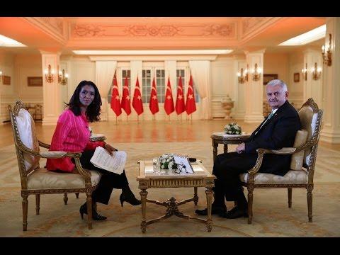 Başbakan Yıldırım, BBC World News 'Hard Talk' programında açıklamalarda bulundu - 27.04.2017