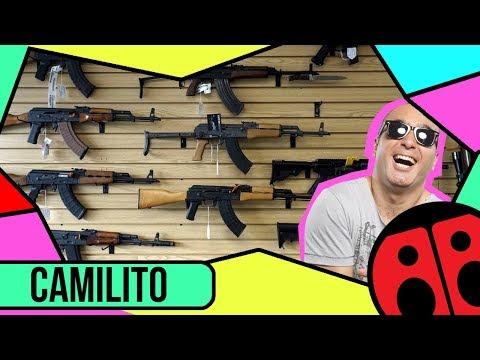 Pelao Rodrigo - Camilito Llamado a armería - Radio Carolina