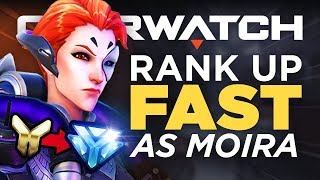 Top 5 Best Moira Tips to Rank Up FAST | Beginner to Advanced Overwatch Guide