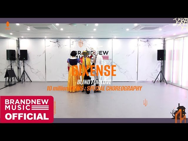 AB6IX (에이비식스) 'BLIND FOR LOVE' SPECIAL 10 MILLION VIEWS CHOREOGRAPHY VIDEO