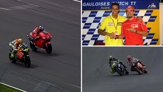 Historic MotoGP™ Battles -- Rossi vs Biaggi