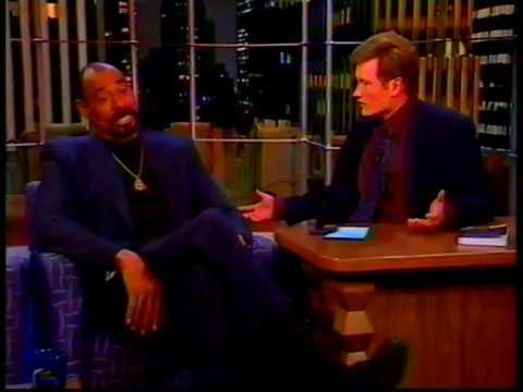 Wilt Chamberlain on Conan (1997-02-12)