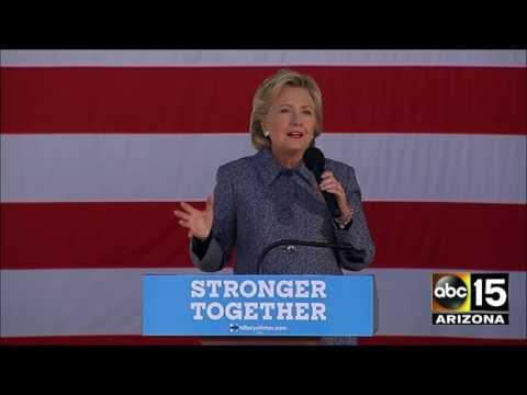 9/29/16 Livestream: Hillary Clinton in Iowa, Donald Trump in New Hampshire