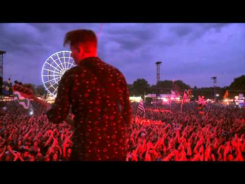 Editors Live - Eat Raw Meat = Blood Drool @ Sziget 2013