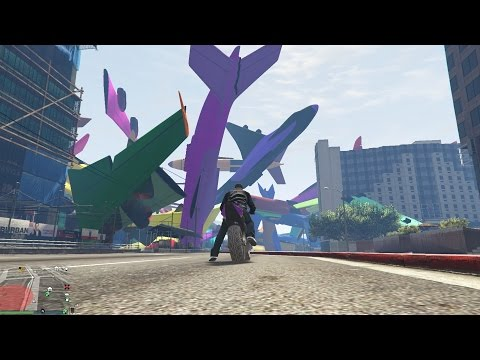GTA #170 King of the Castle