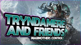 My NEW FAVORITE DECK In Legends of Runeterra! | Warmother's Control Is SO GOOD!