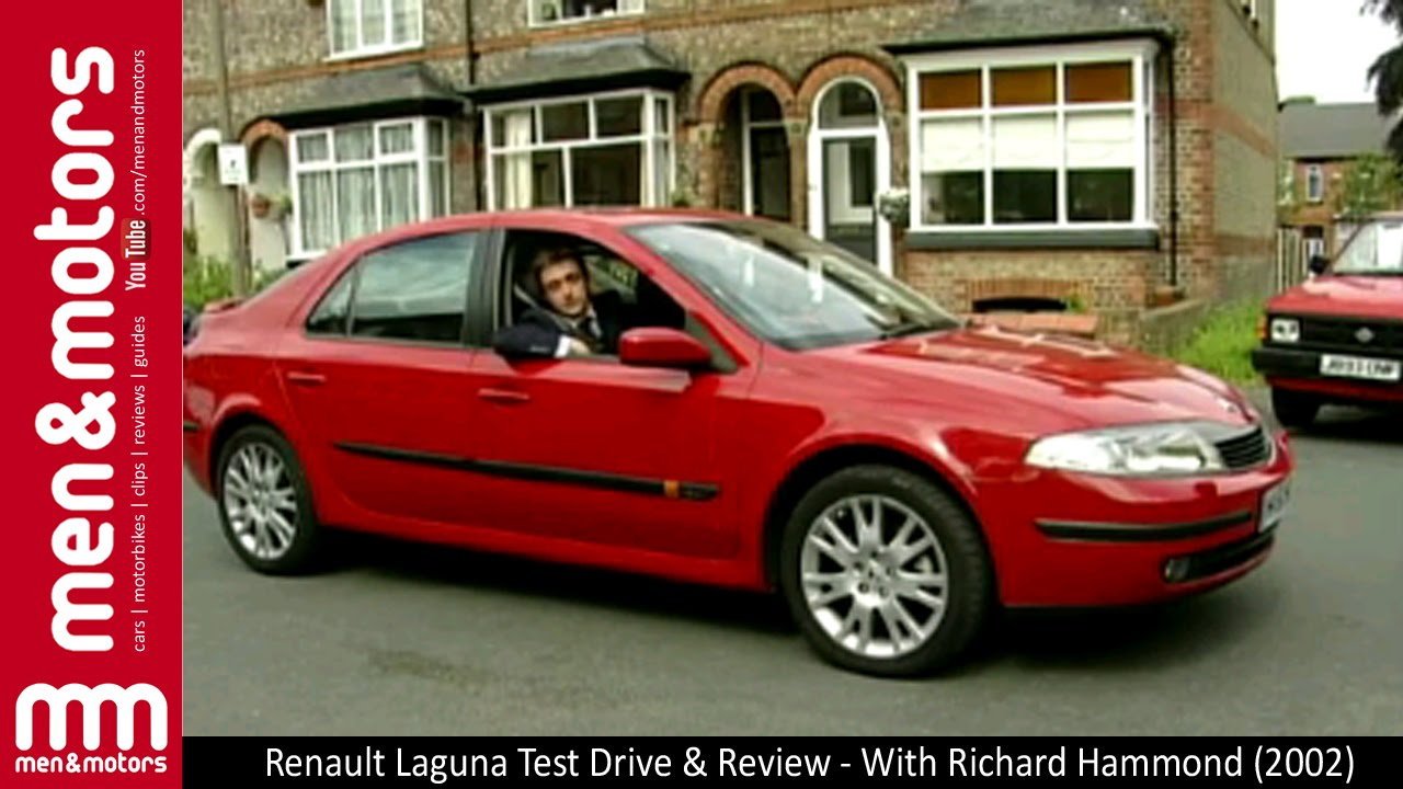 renault laguna test drive review with richard hammond 2002 rh youtube com owner's manual renault laguna 2002 renault laguna 2 user manual pdf