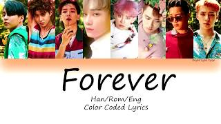 Exo (엑소) - Forever [Color Coded Lyrics] (Han/Rom/Eng) Mp3