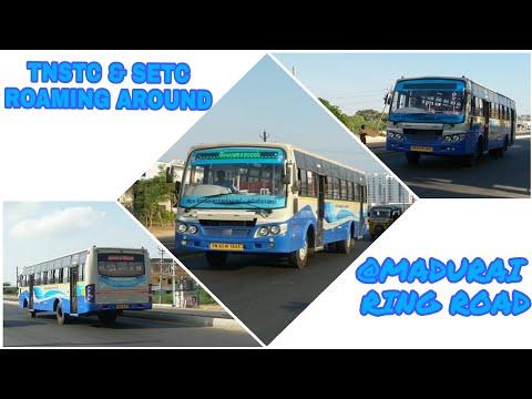🚌TNSTC & SETC 🚌 | Roaming @ Madurai Ring Road🤩