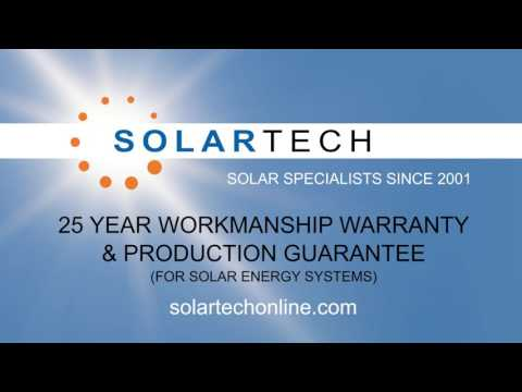 SolarTech Commercial: San Diego Solar Specialists