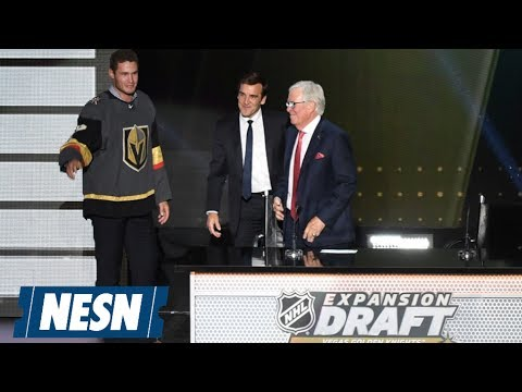 Vegas Golden Knights Fill Out Their Roster At NHL Expansion Draft