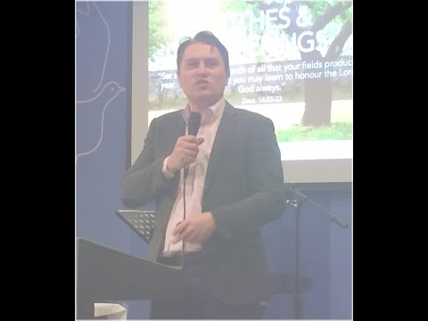 Pastor Stefan Tiran  - The Friendship  Of God --The WORD Int