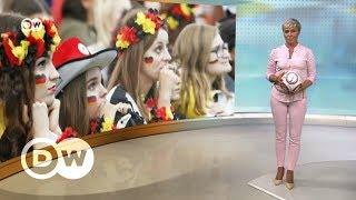 Немцы в шоке от поражения на ЧМ-2018 в России, или 1:0 в пользу Мексики - DW Новости (18.06.2018)