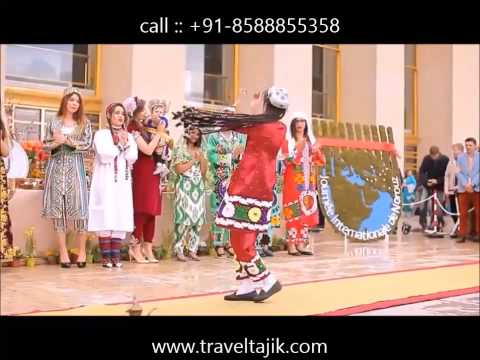 Travel & Tour to Dushanbe, Tajikistan :: Call us in +91-8588