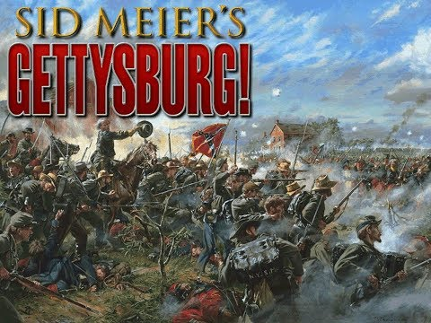 Sid Meier's Gettysburg: A New Series of an Old Classic – Part 1