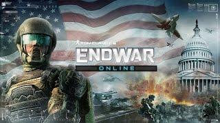 Endwar Online : New U.S. Faction