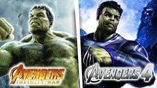Der NEUE Hulk in AVENGERS 4! [Professor Hulk]
