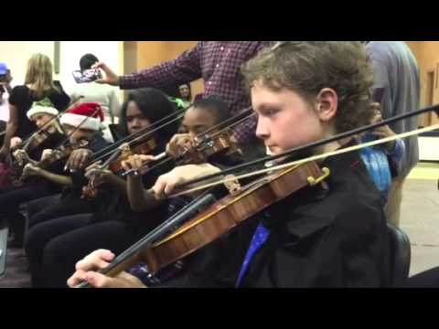 East cobb middle school orchestra 2015
