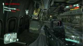 Crysis 3 gt540m - Crashsite
