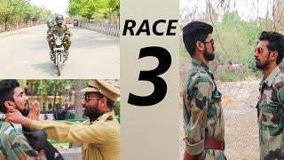 RACE 3   Salman Khan   BABA RAM RAM   Zero   Official Trailer   Shah Rukh Khan