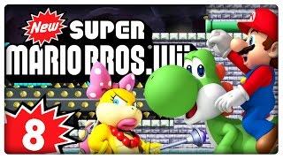 NEW SUPER MARIO BROS. Wii Part 8: Unnötigstes Mini-Mario Secret ever