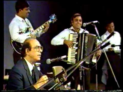 THE TALAT MAHMOOD SHOW - Minneapolis, USA, 1973 Concert TOUR