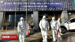 Tracking infected people in minutes - South Korea leads the fight against Covid-19 - BBC News