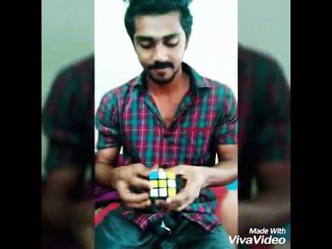 Albin rubiks magic
