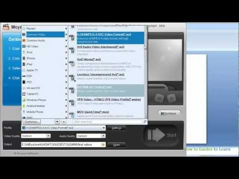 Convert PowerPoint to Video - Moyea PPT to Video Converter