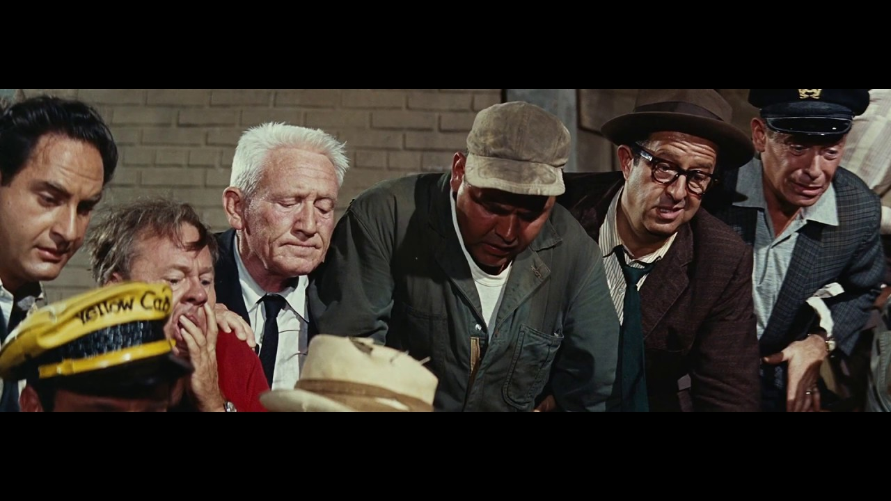 Download It's a Mad, Mad, Mad, Mad World (1963) ending scene [Blu-ray]