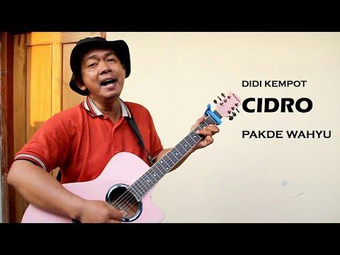cidro-(lirik)---didi-kempot-cover-by-pakde-wahyu