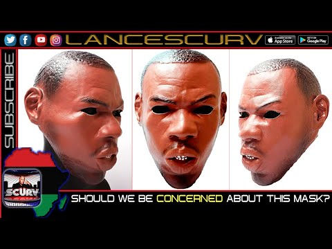 SHOULD WE BE CONCERNED ABOUT THIS MASK? - THE LANCESCURV SHOW
