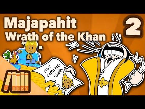 Kerajaan Majapahit - Murka Sang Khan - Extra History - #2