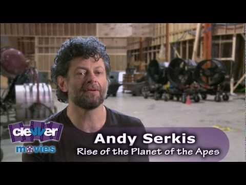 Andy Serkis 'Rise of the Planet of the Apes' Interview