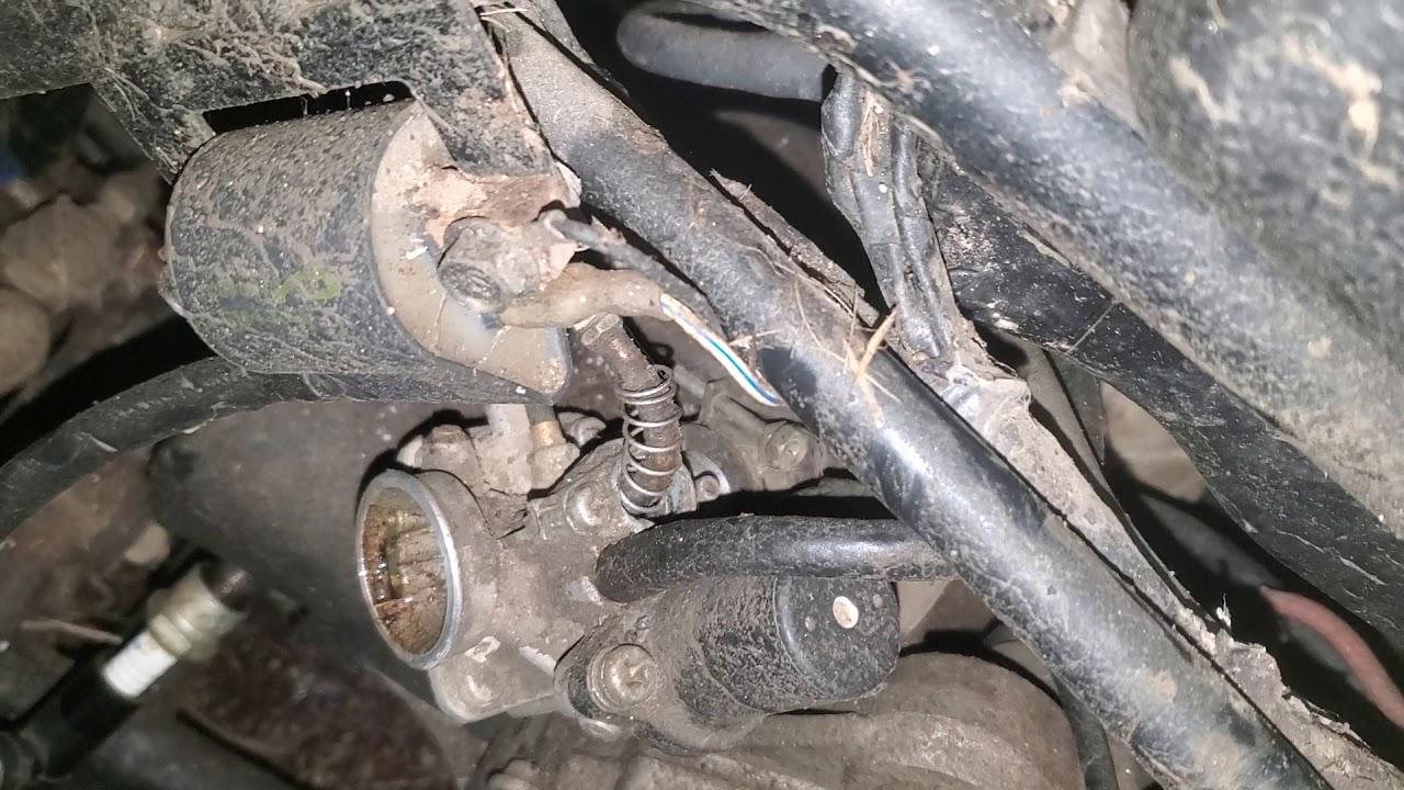 Easy Fix for No Spark on A Dinli or Polaris 90cc Fourwheele ATV Quad  without wiring diagram - YouTubeYouTube