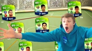 FIFA 14 BEST WORLD CUP TEAM