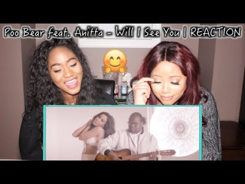 Poo Bear ft Anitta - Will I See You     REACTION