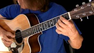 The Dock of the Bay - Otis Redding - Guitar -Fingerstyle - Michael Chapdelaine