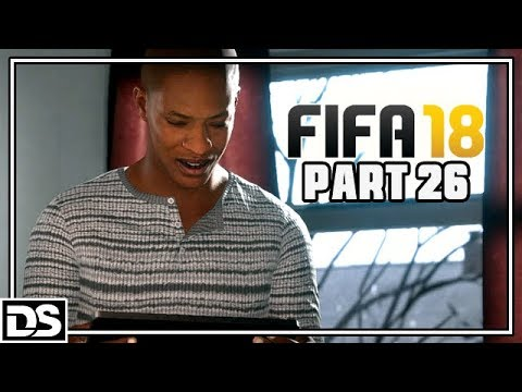 FIFA 18 The Journey 2 Gameplay Deutsch #26 Zu PSG, Bayern oder Mardrid? - Let's Play FIFA 18 German