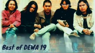Top 5 Lagu • Best of DEWA 19 Ari Lasso