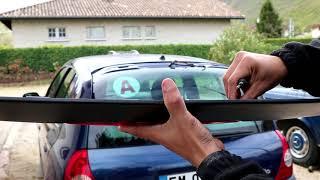 Proyecto Renault Clio 2 2003 - Instalacion de Ribetes y Aleron |VLOG 04|