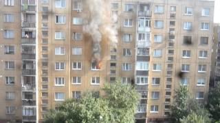 Пожар многоэтажки.Ужгород ул.Тлехаса(Заньковецкой) полное видео(Это видео создано с помощью видеоредактора YouTube (http://www.youtube.com/editor), 2015-08-07T21:08:13.000Z)