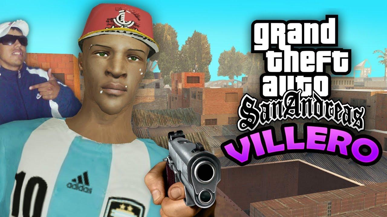 Gta San Andreas Villero Youtube