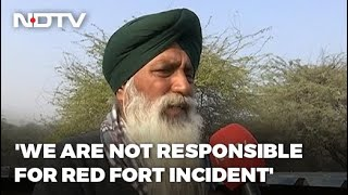 Farmers Protest | Farmer Who Broke First Barricade Defends Move, Denies Going To Red Fort