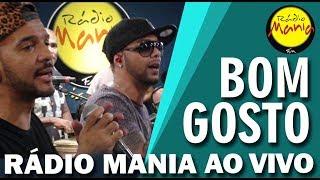 🔴 Radio Mania - Bom Gosto - 18 Quilates