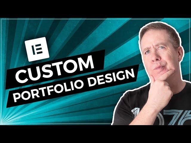 WordPress Portfolio Page Tutorial with ACF & Anywhere Elementor Pro