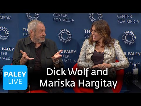 Creating Great Characters: Dick Wolf and Mariska Hargitay