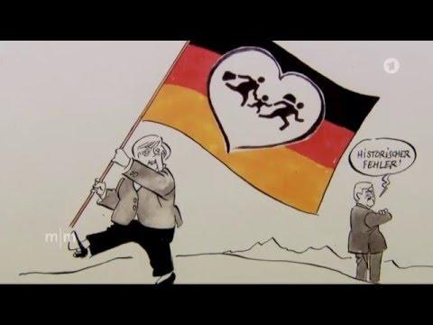 Karikatur Hanitzsch