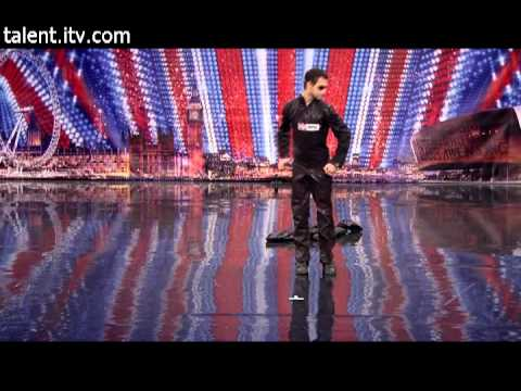 Видео, Шоу Британия ищет таланты, сезон  5, эпизод  2